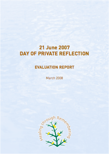 DOR report 2007