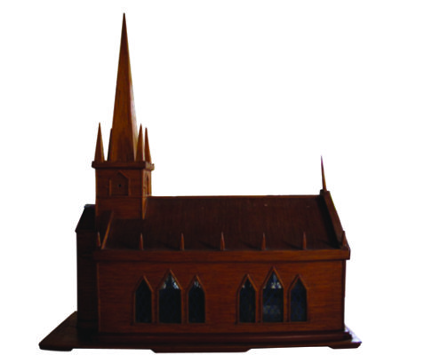 Photograph of Model Church