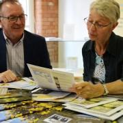 Board members Oliver Wilkinson and Geraldine Smyth